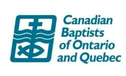 Canadian Baptists of Ontario and Quebec logo