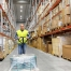 forklift operator in warehouse